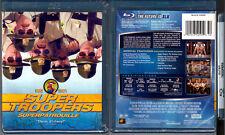 Blu-ray Broken Lizard SUPER TROOPERS cult cop parody/spoof Cdn OOP Region A NEW