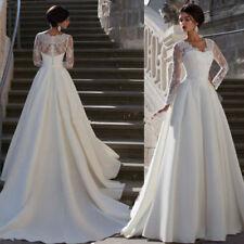 Langarm Brautkleid Hochzeitskleid Kleid Braut Spitze Babycat collection BC632 44