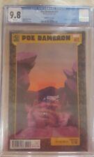 STAR WARS POE DAMERON 11 CGC 9.8 40th ANNIVERSARY VARIANT MARVEL
