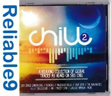 Serge Gainsbourg+Angelque Kidjo+Suzzan Vega- Chill 2 2CD New not sealed-2015 SBS
