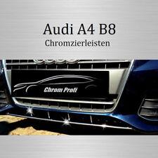 AUDI A4 B8 - 3M CHROM LEISTEN ZIERLEISTEN CHROMLEISTEN SPORT OPTIK NEU