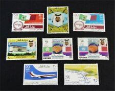 nystamps British Qatar Stamp # 317/414 Mint Og H/Nh $50 J15y3240