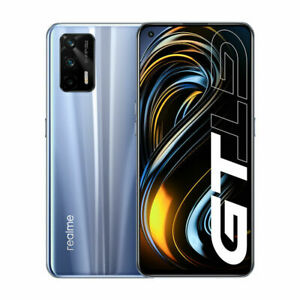 "Realme GT 5G 6.43"" Dual SIM 128GB 256GB Snapdragon 888 4500mAh Phone By FedEx"