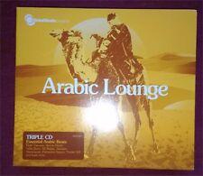 ARABIC LOUNGE - COMPILATION (CD BOX)