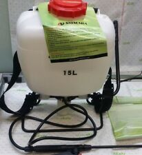 SHIMAHA Back Pack or Knap Sack SPRAYER 15LT 4 gallon