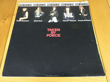 SCORPIONS TAKEN BY FORCE ORIGINAL LP 1977 RCA VICTOR APL1-2628 RECORD VINYL