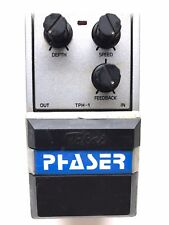 Tokai TPH-1, Phaser, Series One, MIJ, 80's (Silver), Vintage Guitar Effect Pedal