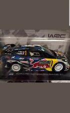 Ford Fiesta Wrc Ogier Rally Montecarlo 1/24