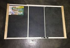 New Frost King Window Screen Aws1837 Adjustable 18in High x Fits 21-37in Wide