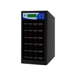 SD card Duplicator EZ Dupe Standalone copier sanitizer 23 Target