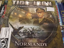 Tide of Iron Normandy Campaign Expansion - A1 Games War Board Game New
