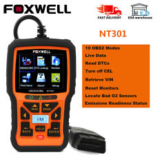 Foxwell NT301 Universal Car Engine Check Code Reader Scanner OBD2 Diagnostic Too