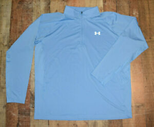 Under Armour CoolSwitch Thermocline ¼ Zip Men's Fishing Long Sleeve Shirt 3XL