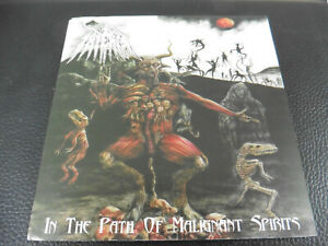 INFERIS - IN THE PATH OF MALIGNANT SPIRITS - LIMITED EDITION CD