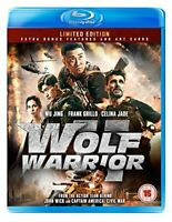 Wolf Warrior II [Blu-ray] [DVD][Region 2]