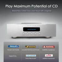 Jay's Audio CDT-2 MK2 Audiophile CD Transport Player Hi-Fi Philips CDM4 Movement