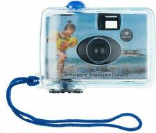Trendz tzwdsbl usa e getta fotocamera impermeabile-blu