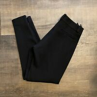 Annette Gortz Womens Size 36 Black Zipper Skinny Pants