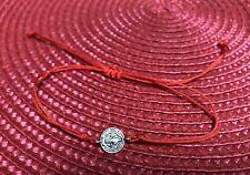Jesus Charm Kabbalah Red cord Lucky Bracelet Protection