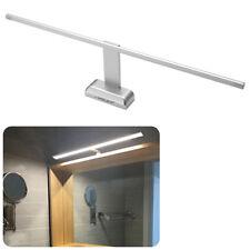 9W 850Lm LED Schwenkbar Spiegelleuchte Lampe Wandleuchte Badleuchte  Warmtweiß