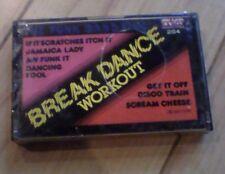 FUNK BAND FIVE Break Dance 1985 Cassette SEALED