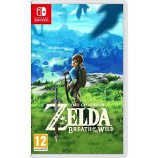 Jeu Switch NINTENDO The Legend Of Zelda - Breath Of The Wild Neuf...