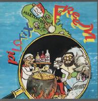 FreeM Pilotix Cd Album Hibiscus Records