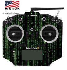 Taranis Q X7 X7S Matrix Radio Skin Wrap Transmitter QX7 Ultradecals