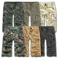 BRANDIT URBAN LEGEND 3/4 SHORTS MENS MILITARY VINTAGE CARGO COMBAT WASHED
