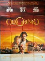 Plakat Kino Old Gringo Jane Fonda Gregory Peck - 120 X 160 CM
