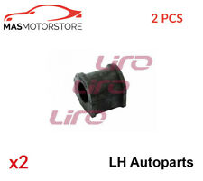ANTI-ROLL BAR STABILISER BUSH KIT FRONT LH MR539476 2PCS L NEW OE REPLACEMENT