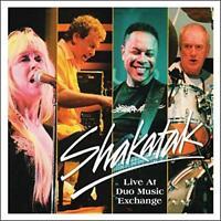 Shakatak - Live At The Duo Music Exchange Tokyo 2005 (NEW CD+DVD)