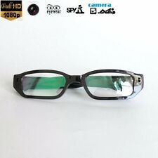 1080P HD mini Camera Personal Digital Video DVR Black Glasses Eyewear