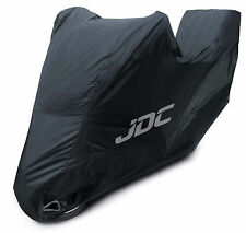 Cubierta De Motocicleta JDC Impermeable Transpirable Heavy Duty-Ultimate lluvia XL Caja Superior