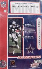 """EMMITT SMITH 20"""" PLAYER POP UP STANDEE  2002 STEINER PLAYERS INC NFL ALUMNI"""
