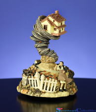 Wizard of Oz Tornado Rotating Figurine Music Box