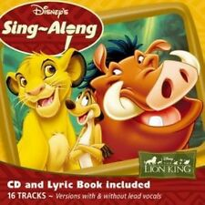 Disney - Sing a Long the Lion King [New CD] UK - Import
