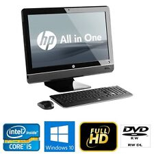 "HP Elite All-in-One (23"" Full HD Display, Intel Core i5, 500GB, 4GB,WiFi, DVDRW"