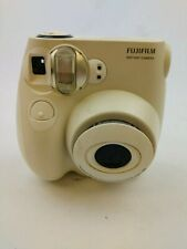 Fujifilm Instax Mini 7s Cream Color Camera