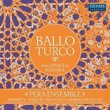 New! Ballo Turco: From Venice to Istanbul LP Vinyl (Oct-2016, Oehms Classics)