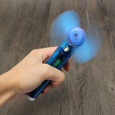 Hand Held Mist Spray Cool Water Fan Bottle Stay Cool For Outdoor Travel