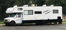 Ford E450 Coachman Leprechaun Class C Rv Motorhome 32 Feet Winnebago Generator