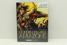 Golden Temple Amazons Blu-Ray MVD Classics Collection NEW SEALED Jess Franco