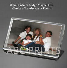 Personalised Photo magnet Gift - Selfie Couple Wedding Family *ADD ANY PHOTO*