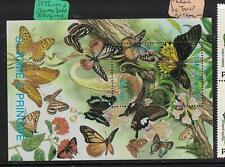 Sao Tome & Principe Butterfly SC 903 MNH (4eqk)