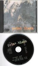 POINT BLANK (Obscenity) original CD/EP Point Blank S/T 1996 Selfreleased