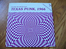 Texas Punk 1966 Beefeaters Livin End Highlifes Chevelle
