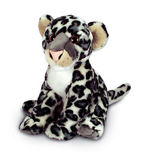 NEW LARGE ARK TOYS BABY SNOW LEOPARD SOFT CUDDLY TOY STUFFED TEDDY WITH BEANS