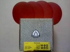 "10 Klingspor 5"" No Hole P240 Velcro Sanding Discs"