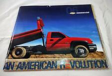 2006 CHEVY CHEVROLET COMMERCIAL TRUCK BROCHURE